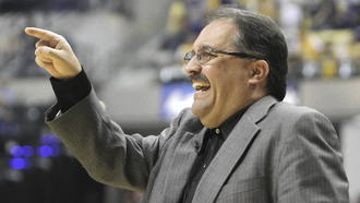 Stan Van Gundy: 'It's been a year since I've been fired, and it still stings'