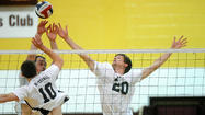 PICTURES: District 11 boys volleyball championship