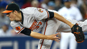 Kevin Gausman's test of fire