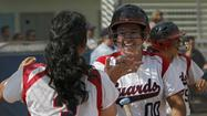 BURBANK — The Bellarmine-Jefferson High softball team moved through the first two rounds of the CIF Southern Section Division VI playoffs with relative ease.