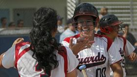 Bell-Jeff softball has to fight to win CIF quarterfinal