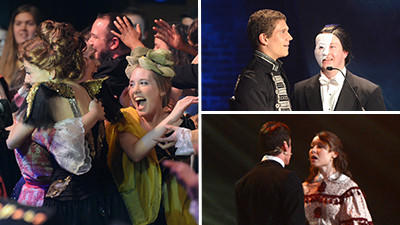 PICTURES: 2013 Freddy Awards