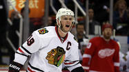 DETROIT — Bewildered, Jonathan Toews stood in front of his locker Thursday night at Joe Louis Arena and offered an explanation he didn't have.