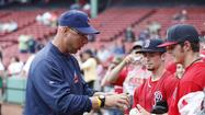Jeff Jacobs: For Francona, The Love Returns