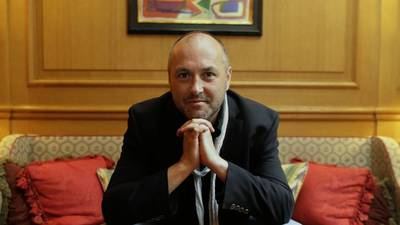Colum McCann on 'journeys by heroes'