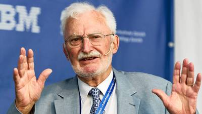 Heinrich Rohrer dies at 79; a father of nanotechnology