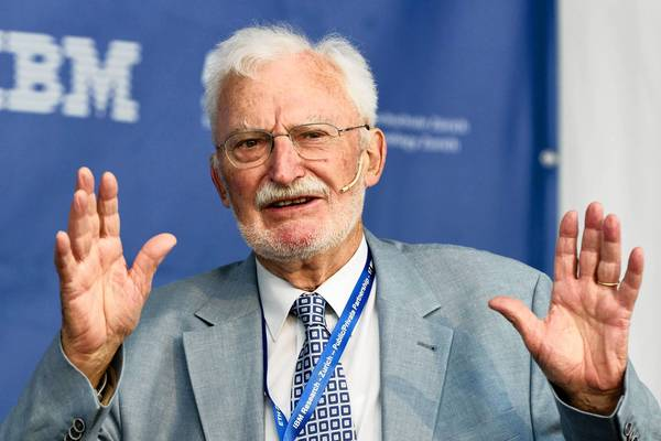 Swiss physicist Heinrich Rohrer died