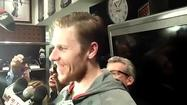 Video: Red Wings' Howard on Game 4 shutout