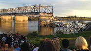 Interstate 5 bridge collapses in Washington state, sending cars, people into water