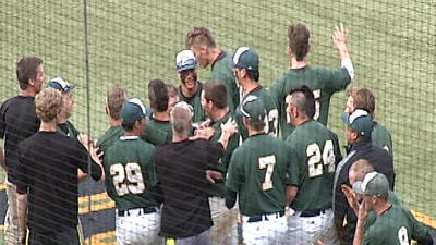 5A Baseball: Carroll advances, Maize South and Andover Central fall