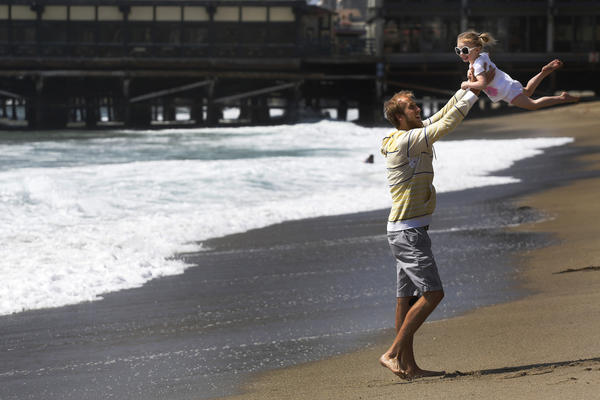 Many Southern California beaches get top grades, report says