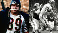 Bears to retire Ditka's No. 89