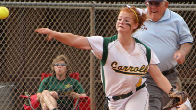 5A Softball: Bishop Carroll & Maize South to meet again