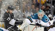 Kings, Jeff Carter, Sharks, Antti Niemi