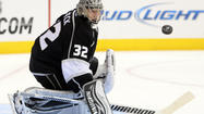 LOS ANGELES -- Anze Kopitar finally showed up for the Los Angeles Kings in the Western Conference semifinals.