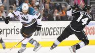 Justin Williams, Brent Burns