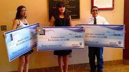 CALEXICO — Three Jefferson Elementary students have combined technology, environmental awareness, and creativity to be awarded in the Igniting Creative Energy Contest presented by the National Energy Foundation and Johnson Controls Inc.