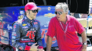 INDIANAPOLIS -- Graham Rahal Fand Marco Andretti have all the ingredients the IndyCar Series has been craving. They have famous family names, have reached Victory Lane and seem to enjoy playing up their growing rivalry.