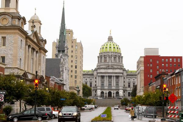 Harrisburg has a financial problem that makes Allentown's seem almost mild by comparison, but voters in the Pennsylvania capital seemed willing this week to do something about it.