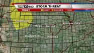 Storm Team 12: Hit and miss storm chances