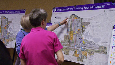 Airport Proposals Raise Coastal Trail Concerns