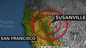 Earthquake strikes Northern Calif.