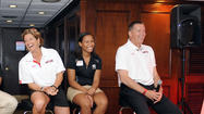 Aboard 'Coaches Caravan' cruise, Randy Edsall says his Terps are on course