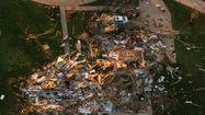 Pictures: Aerial views of Tornado Damaged Oklahoma