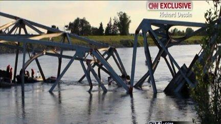 Truck May Be to Blame in Washington State Bridge Collapse