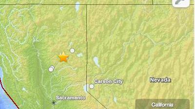Dozens of aftershocks shake Northern California after 5.7 quake