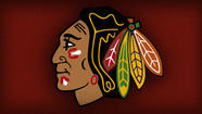 DETROIT -- There is no question that the Chicago Blackhawks are reeling.