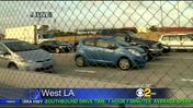 Metro Opens First Section Of New 405 Carpool Lanes Through West Los Angeles