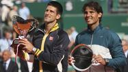 Nadal, Djokovic on collision course in Paris