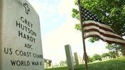 Raw: Memorial Day Flags Placed at Arlington