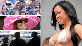 50 best pictures from Preakness 2013