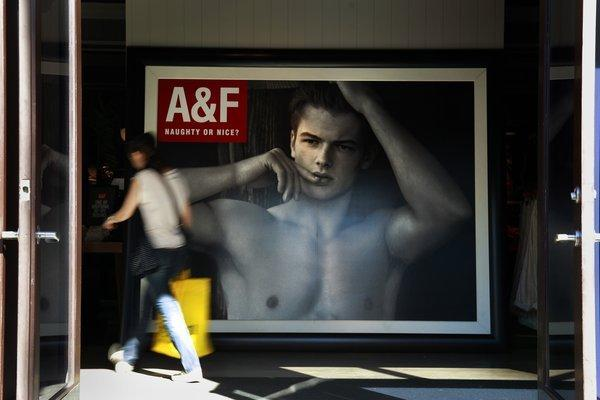 Abercrombie & Fitch earnings stumbled hard in the first quarter.