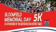 The Bloomfield Memorial Day Parade will be held May 27, with several events scheduled.