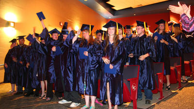 Fort Logan High School graduates 68 in class of 2013