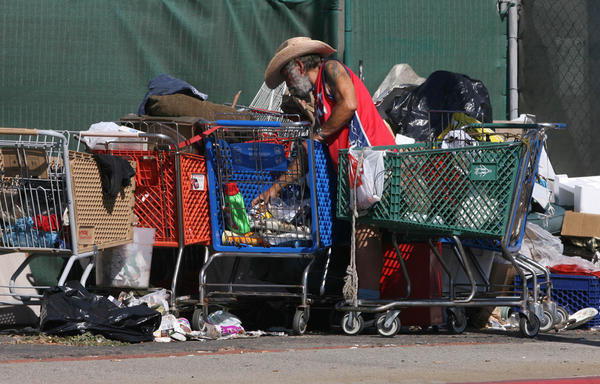 Data was released this week about the city of Costa Mesa's homeless population.