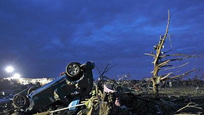 Understanding the Moore, Okla., tornado [live video chat]