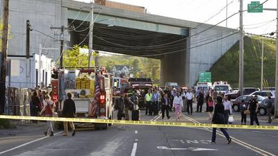 Passenger Injured In Train Crash Sues Metro-North