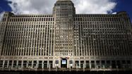 Allscripts sues Merchandise Mart over rehab for Motorola Mobility