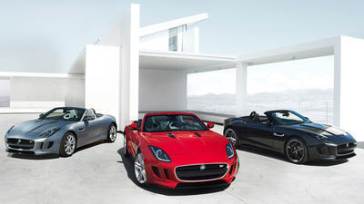 Car review: Jaguar sets bar high for 2014 F-Type
