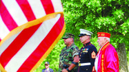 Area communities will have Memorial Day ceremonies Monday.