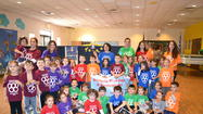 Students participate in the 4th Annual Mini-Olympics at Aristotle Preschool and Kindergarten