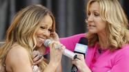 Mariah Carey has wardrobe malfunction, lets curse slip on 'GMA'