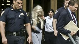 Amanda Bynes arrested after allegedly tossing bong from window
