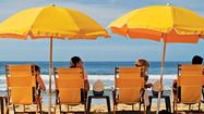 Have a hassle free beach day with Perry's Beach Butler service starting at $37