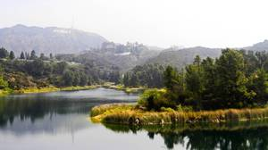 Gates reopen for Lake Hollywood strolls