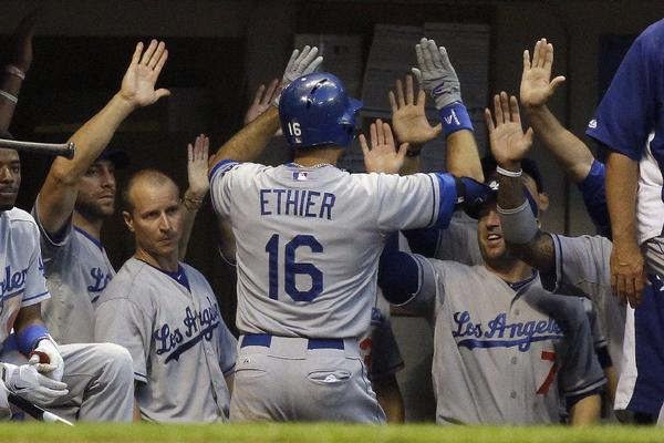 Andre Ethier will more than likely return to the Dodgers lineup.